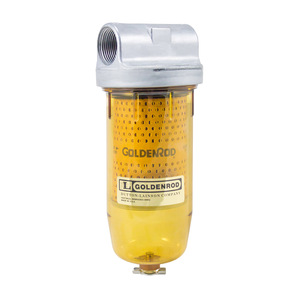 Goldenrod 495 Series Fuel Tank Filter Kit - 10 Micron