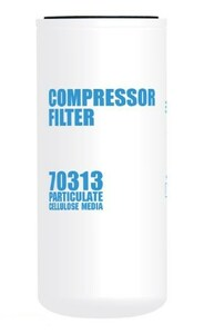 Cim-Tek 70313 Replacement Compressor Spin-On Filter - Cellulose