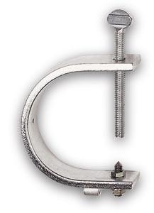 Stewart Browne 2 1/2 in. Opening Galvanized C Clamp