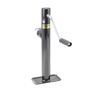 Side Wind Ag Jack with Weld-on Tube - 10 in. - 18 in. - 11 1/2 in.