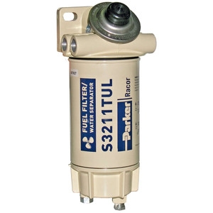 Racor Aquabloc Marine 3/8 in. 60 GPH Spin-On Diesel Fuel Filter Water Separator Assembly - 6 Qty
