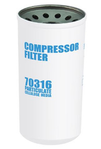 Cim-Tek 70316 Replacement Compressor Spin-On Filter - Cellulose