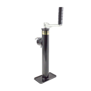 Top Wind Ag Jack with Weld-on Tube - 10 in. - 15 1/2 in. - 11 1/4 in.