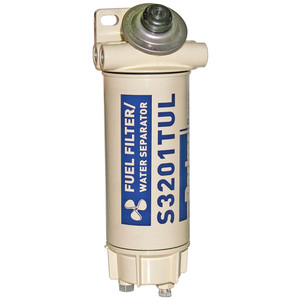 Racor Aquabloc Marine 3/4 in. 120 GPH Spin-On Diesel Fuel Filter Water Separator Assembly - 6 Qty