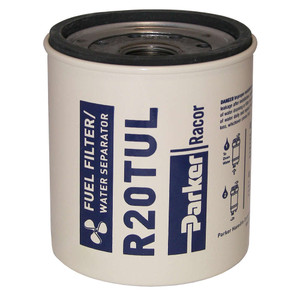 Racor 320 Engine Spin-on Series Fuel Filter/Water Separator - R20TUL - 12 Qty
