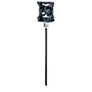Graco Husky Acetal 515 Diaphragm Pump Packages w/ Aluminum Suction Tube