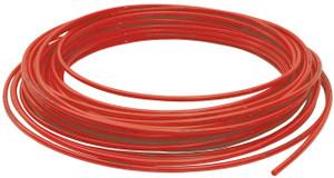 Dixon D.O.T. 3/8 in. Air Brake Tubing (Red)