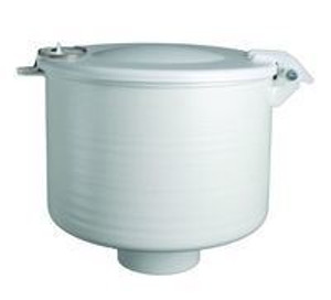 Morrison Bros. 516 Series 5 Gal 4 in. Male NPT Center AST Spill Containers w/ Drain