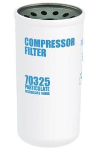 Cim-Tek 70325 Replacement Compressor Spin-On Filter - Microglass