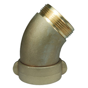 Dixon 90° Brass Angle And Suction Elbow