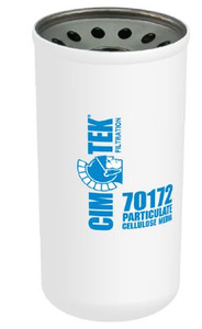 Cim-Tek 40 Series Spin-on Filter - Cellulose Media Extended Length - 70172