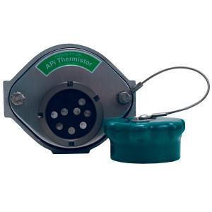 FloTech Single Thermistor Socket 8 Pin & 4 J-slot (US)