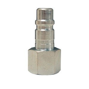 Dixon Air Chief Industrial Stainless Female Threaded Plug 1/2 in. Female NPT x 1/2 in. Body