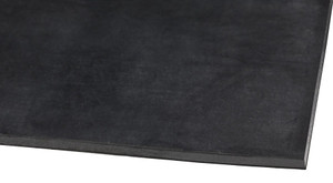 Kuriyama Nitrile Rubber 60 Duro Rubber Sheet Roll - 1/16 in. x 48 in. x 67 ft.