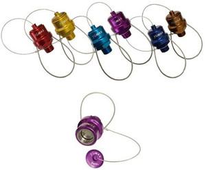 Dixon FloMAX 3/4 in. Series Copper Nozzle - Nozzle With Plug - Copper