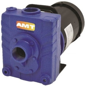 AMT/Gorman Rupp 282 Series Pump Parts - Flapper Valve - Viton