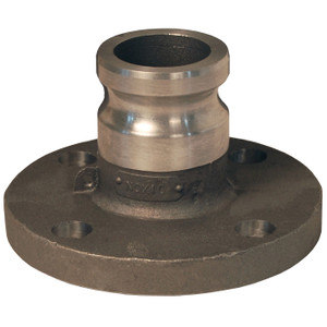 Dixon 4 in. Stainless Steel Adapter x 150# Flange