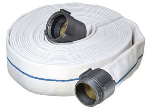 Kuriyama Double Jacket Mill Discharge Assemblies - 1.5 in. - 50 ft. - NST - 200 PSI
