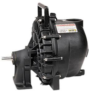 Banjo 2 in. 5 Vane Pedestal Pump (for Electric Motors) w/ Viton Seal