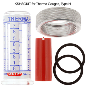 Krueger Sentry Solid Glass Calibration Kits - Type Therma (H)