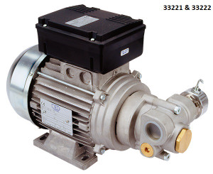 Liquidynamics 3/4 in. Inlet 7 GPM Electric Oil Pumps