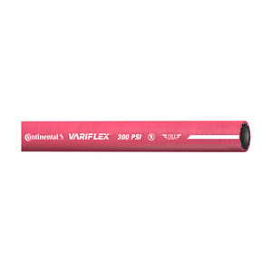 Continental ContiTech VariFlex 300 PSI Air & Multipurpose Hose - Hose Only - 1/2 in. - Red