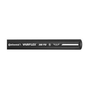 Continental ContiTech VariFlex 300 PSI Air & Multipurpose Hose - Hose Only - 1/2 in. - 500 - Black