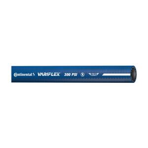 Continental ContiTech VariFlex 300 PSI Air & Multipurpose Hose - Hose Only - 3/8 in. - 500 - Blue