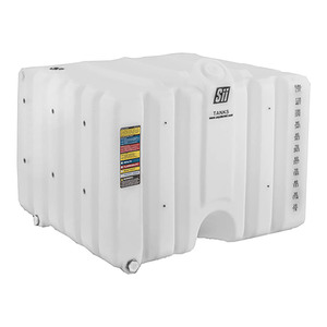 Snyder Industries Cubetainer Stackable Tank - 120 Gallon Lube