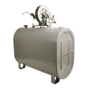 Liquidynamics 275 Gal Metal Tank System w/ 3:1, 5 GPM Tank Mount