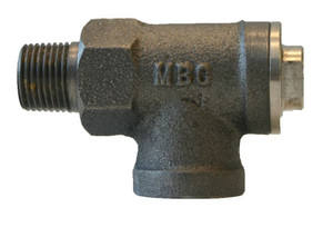 Morrison Bros. 76DI Series 1/2 in. Expansion Relief Valve - 25 PSI