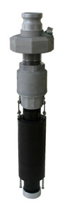 Morrison Bros. 9095AA 2 in. Overfill Prevention Valve w/ 3 in. Male Quick Disconnect - Direct