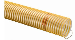 Kanaflex ST 120 UACVR 3 in. Vapor Recovery Hose w/ Static Dissipating Tube & Static Wire