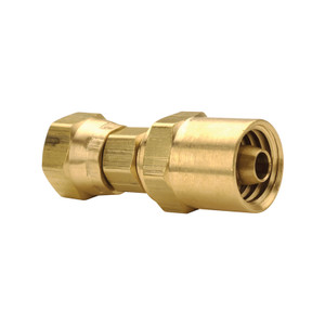 Dixon Reusable Fitting 3/8 in. ID x 3/4 in. OD Hose x 1/4 in. Female NPSM Swivel