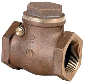 OPW 175 Series 3 in. NPT Swing Check Valve w/ No Pressure Relief