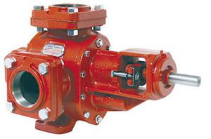 Roper 3600 Series Petroleum Transfer Gear Pump - 4 in. Flange - 458 GPM