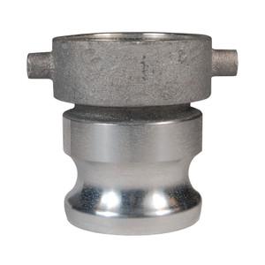 Dixon 2 1/2 in. FNST x 2 1/2 in. Aluminum Hydrant Adapter