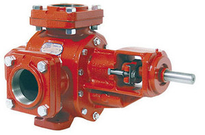 Roper 3600 Series Petroleum Transfer Gear Pump - 2 in. Flange - 82.5 GPM
