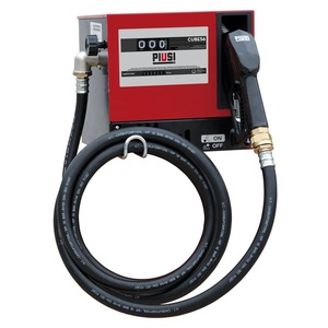 PIUSI Cube 56 Fuel Dispensing System - 15 GPM - 120 VAC - 15 - Automatic - 3/4 in. x 20 ft.