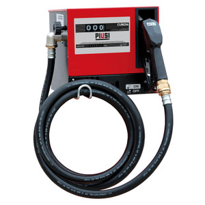 PIUSI Cube 56 Fuel Dispensing System - 15 GPM - 12 VDC - 15 - Automatic - 3/4 in. x 20 ft.