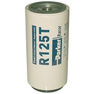 Racor 4125 - 6125 Replacement R125T Element - 10 Micron - 6 Qty