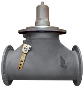 Civacon 6 in. Flanged Tee Crude Oil Mechanical Emergency Valves w/ Viton Seal