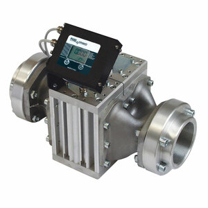 PIUSI K900 3 in. NPT Digital Flow Meter
