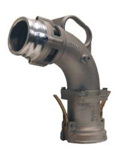 6000AS Series Side Seal Elbow Sight Glass Repair Kit - 3, 4