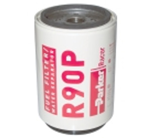 Racor Spin-On Replacement R90P Element for Models 490R & 690R - 30 Micron - 6 Qty