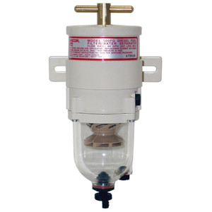 Racor Turbine Series 60 GPH Fuel Filter/Water Separator - 2 Micron