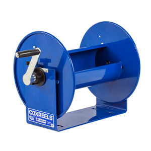Coxreels 117-3-400 Compact Hand Crank Hose Reel - Reel Only - 3/8 in. x 400 ft.