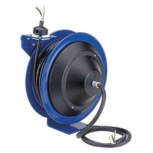 Coxreels PC Series Power Cord Reel - 10 AWG - 50 ft.