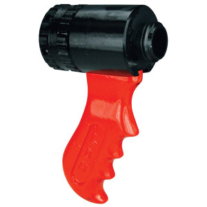 Dixon 2 1/2 in NH (NST) Aluminum Pistol Grip Adapter