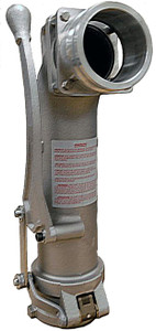 Frankling Fueling Systems 880-493 Series Product Drop Elbow - Operating Handle - 6